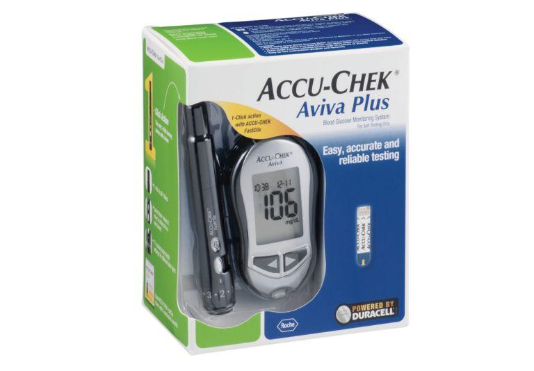 Accu-Chek® Aviva Plus Blood Glucose Meter