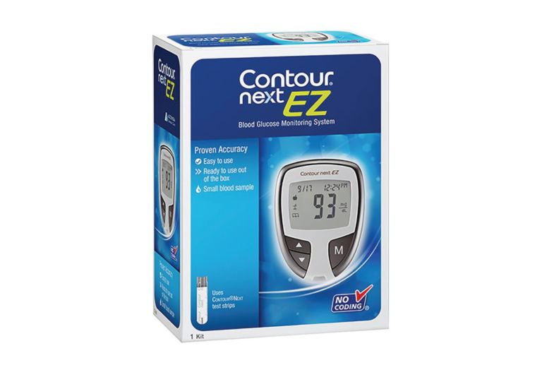 Contour® Next EZ Blood Glucose Meter