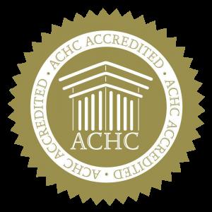 achc gold seal