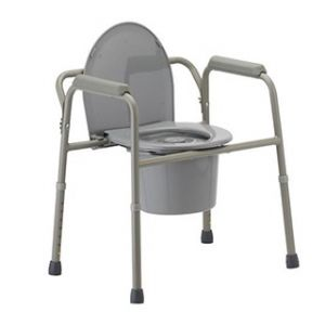 The 3 in 1 Commode