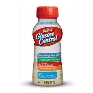 Boost Glucose Control