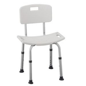 Bath Seat with Detachable Back