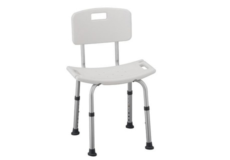 Bath Seat with Detachable Back