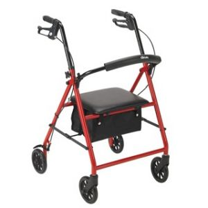 Padded Rollator by Drive