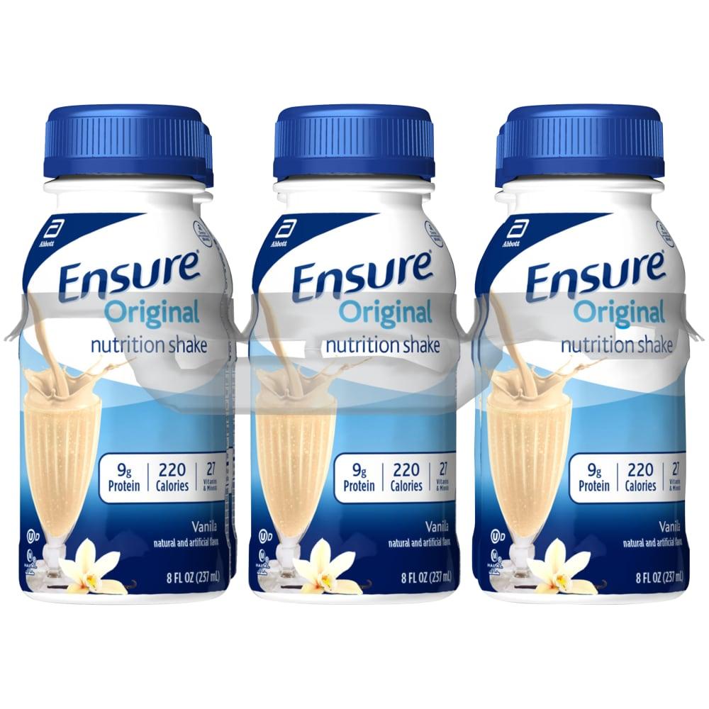 Ensure Protein Drinks