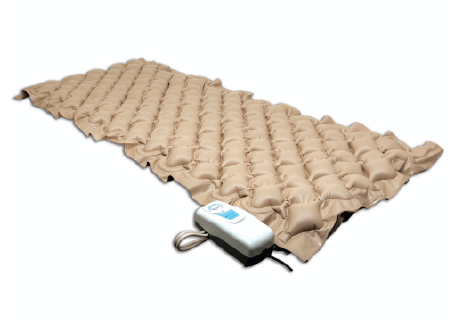 Variable Pressure Pump and Mattress Pad System