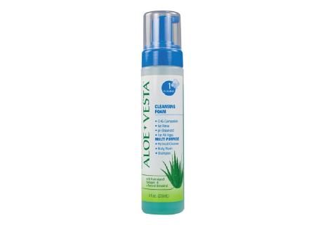 Rinse-Free Body Wash Aloe Vesta Foaming 8 oz