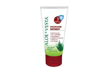 Skin Protectant Aloe Vesta 8 oz. Tube Unscented