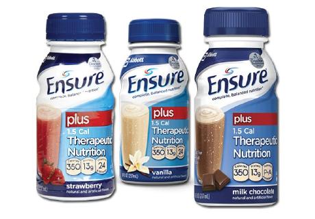 Ensure® Plus