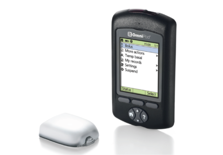 OmniPod Personal Diabetes Manager Starter Kit