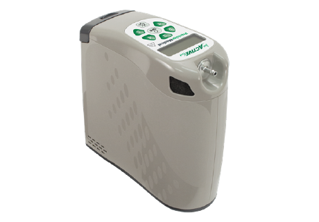 Live Active Five® Portable Oxygen Concentrator