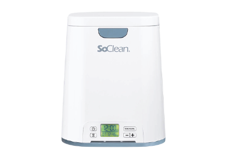So Clean 2 CPAP cleaner
