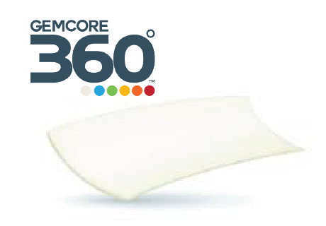 GemCore 360 Reinforced Alginate Dressings