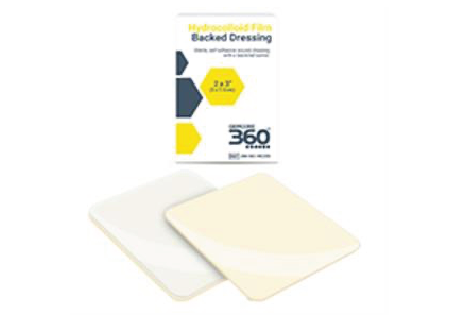 GemCore 360 HYDROCOLLOID DRESSINGS