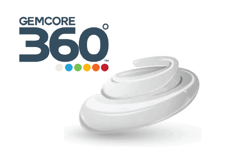 GemCore 360 SILVER HYDROGEL DRESSING